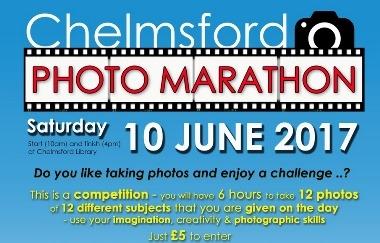 Chelmsford Photo Marathon